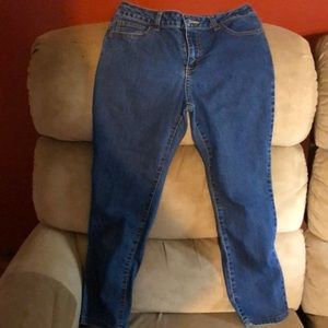 Blue Jeans 👖 for little girls size 10 1/2